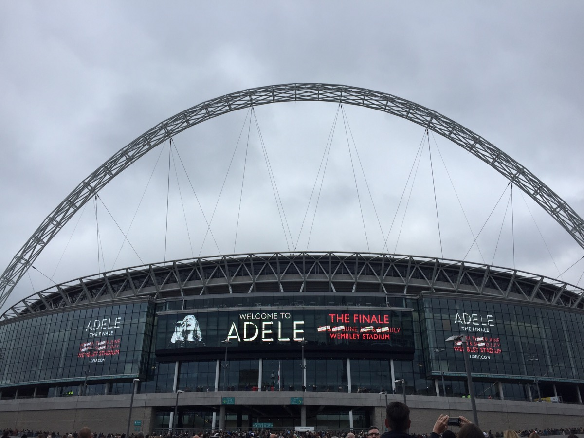 Adele, Wembley Staduim, London, UK